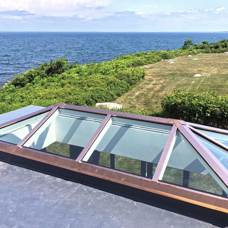 Structural skylight photo